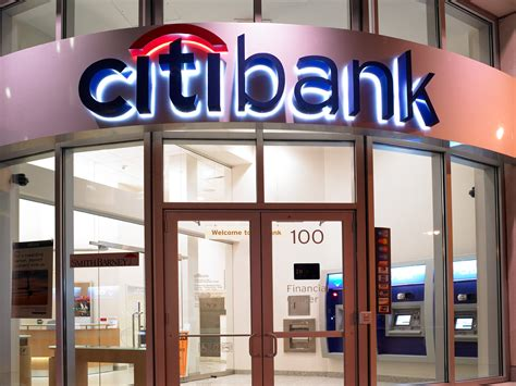 Everything About All Logos: Citibank Logo Pictures